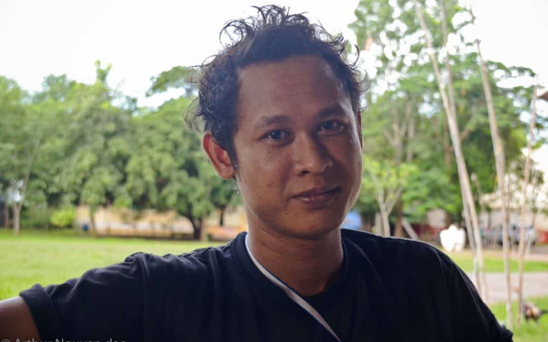 Explore Battambang – Awareness theater teacher