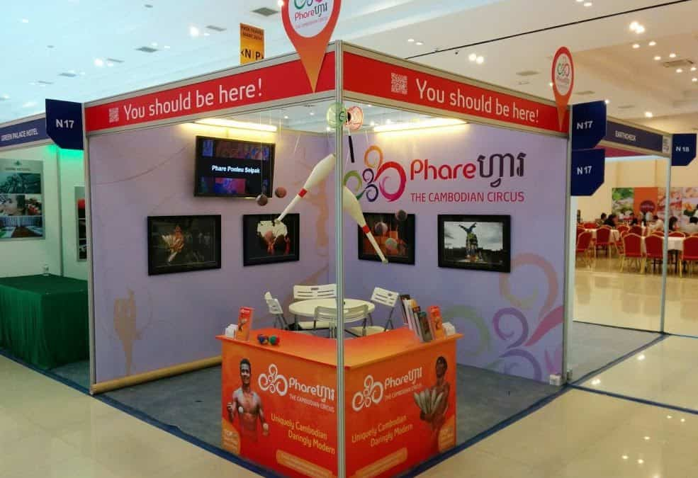 Phare goes to PATA Travel Mart 2014