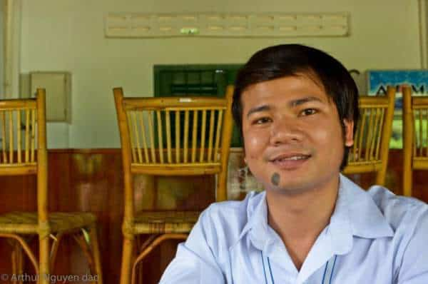 Explore Battambang – The administrator musician