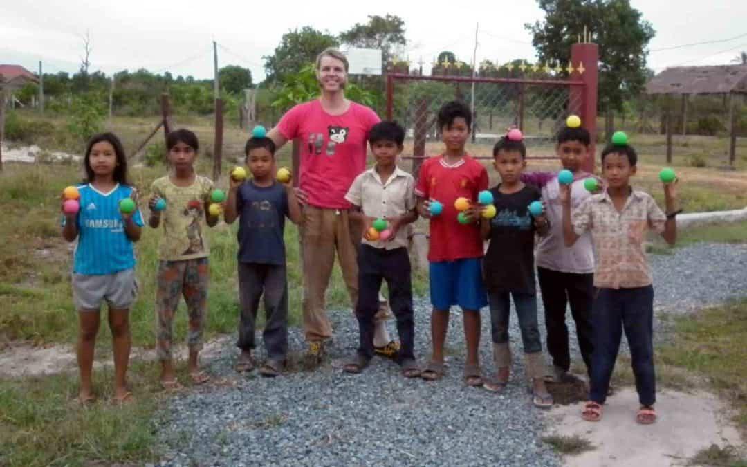 Circus Kampot – A Guest Blog