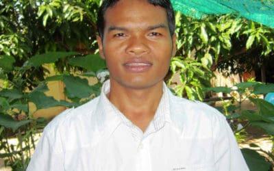 Bel – A Landmine Survivor in Cambodia