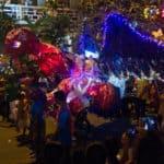 Giant Puppet Parade - Vulture - Jessica Lim