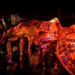 Giant Puppet Parade - Scorpion - Jessica Lim