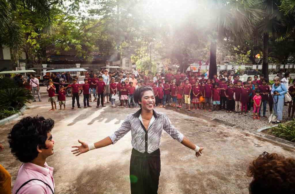 Win Tickets to Phare, The Cambodian Circus – competition powered by ANZ Royal