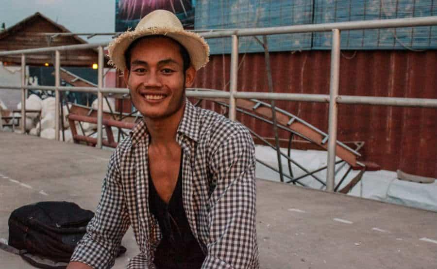 Meet the stars – Ngai Sokheng (Dina)