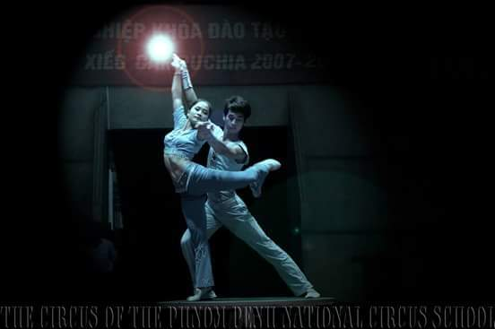 Tini Tinou: The National Circus School of Cambodia