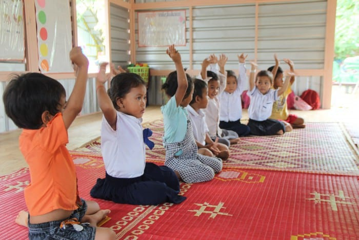 Education in Cambodia: The Impact of Kindergarten
