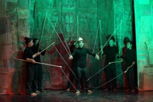 Influence, by Phare, The Cambodian Circus