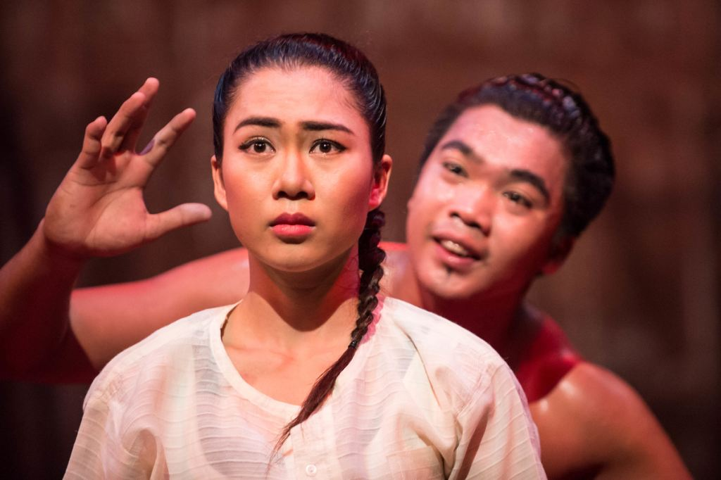Phare, the Cambodian Circus - Influence, by Scott Sharick