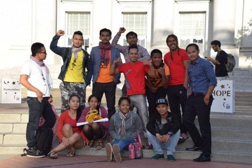 Khmer Metal at the University of California, Berkeley