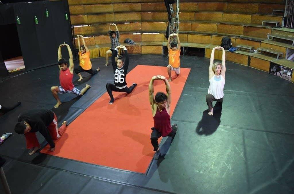 Dance Workshop with Mylena