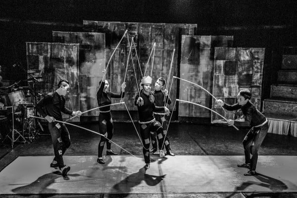 Tini Tinou Circus Festival 2016