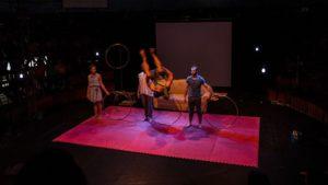 Tini Tinou Circus Festival 2016 - wrap