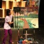 Phare Circus visual artist