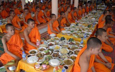 How to Celebrate Pchum Ben