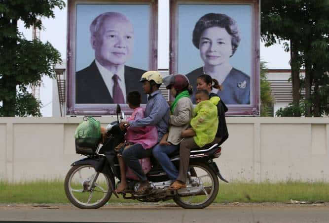 """King Father"" Norodom Sihanouk – His life as an Artist"