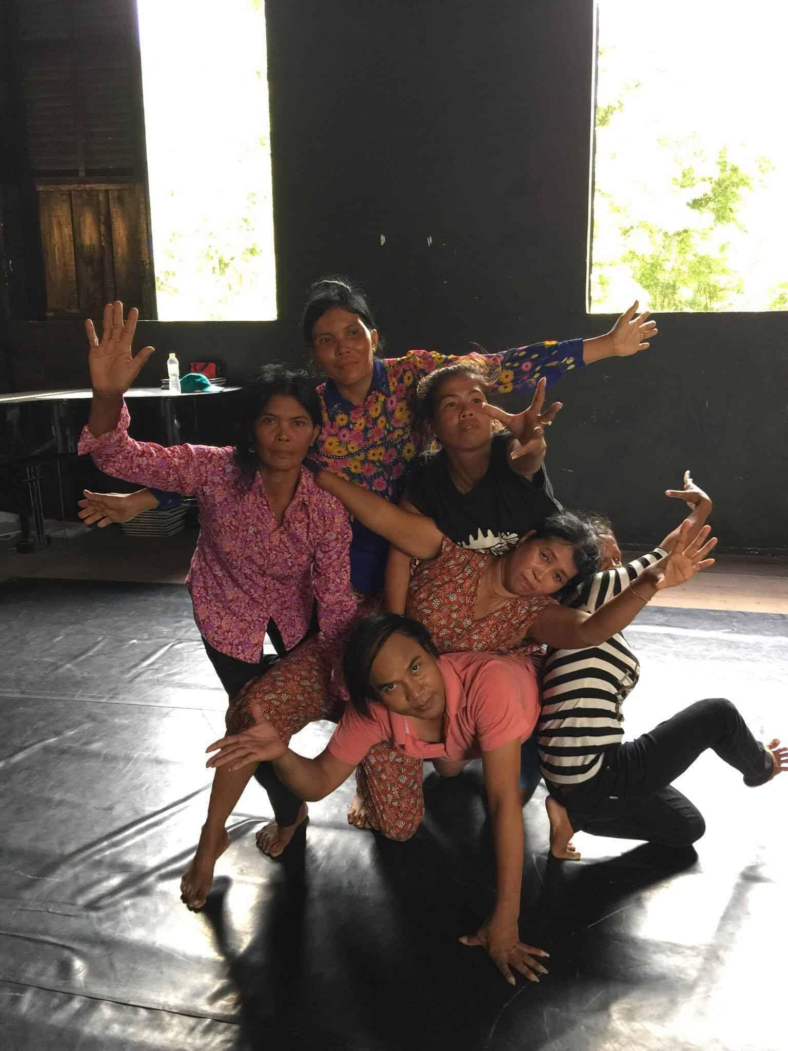 Theatre in Cambodia