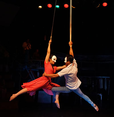 Phare, The Cambodian Circus - Same Same but Different