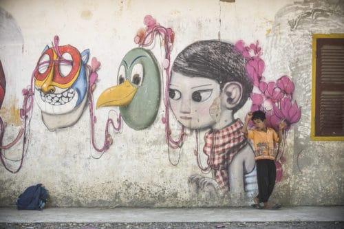 Street art BTB