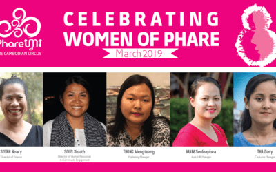 Phare Celebrates International Women's Day 2019