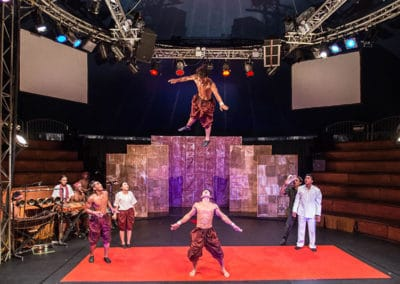 Phare, The Cambodian Circus - Production - Influence