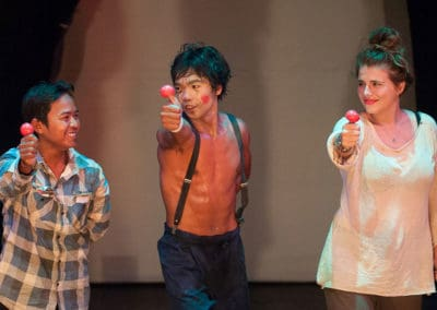 Phare, The Cambodian Circus - Production - Panic
