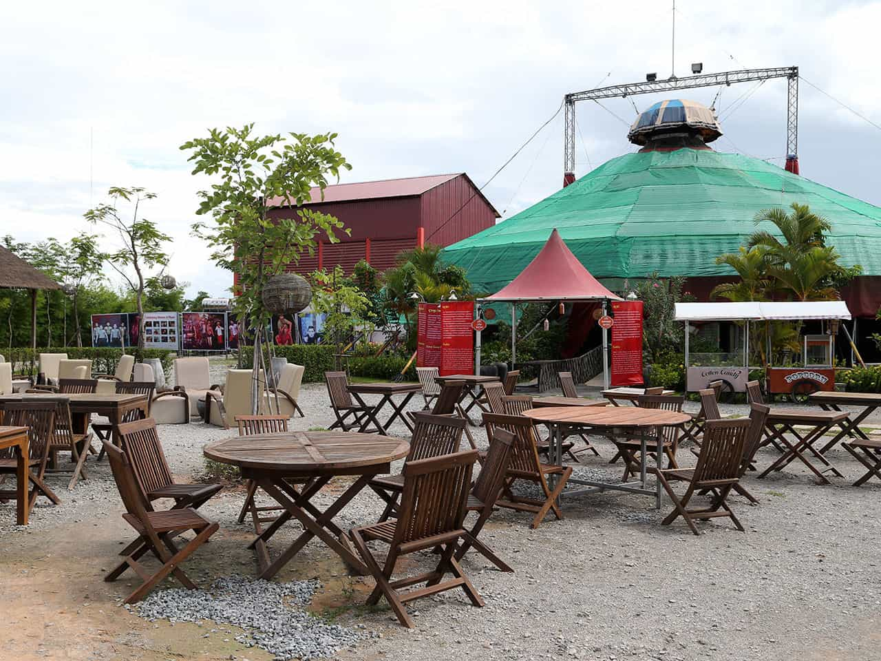 Phare, The Cambodian Circus - Venue