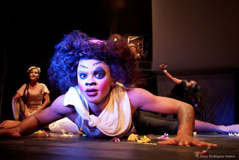 Phare, The Cambodian Circus - Production - Weird