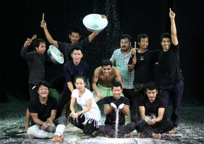 Phare, The Cambodian Circus - Production - White Gold
