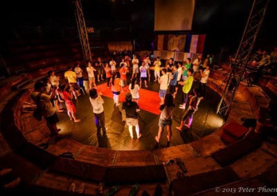 Phare, The Cambodian Circus - Circus Workshops