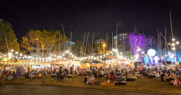 Phare Circus at Darwin Festival 2019