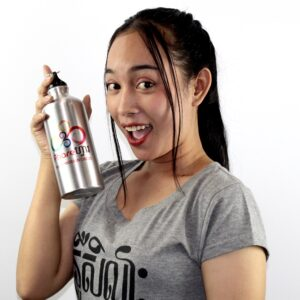 Phare Circus Artist sports water bottle