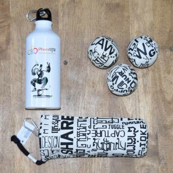 Phare Circus Sports Set - white bag