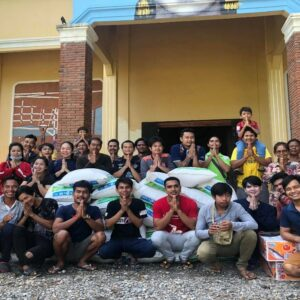 Phare Circus Emergency Relief Package - artists at Phare Ponleu Selpak